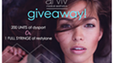 Enter for a chance to WIN 200 units of Dysport or one full syringe of Restylane on one area of the face!