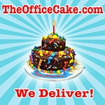 The Office Cake - First Order Only $8.99