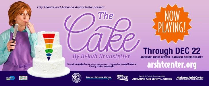 The Cake: A Slice of Brilliant Theater!