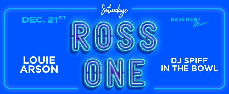 This Saturday at Basement Miami